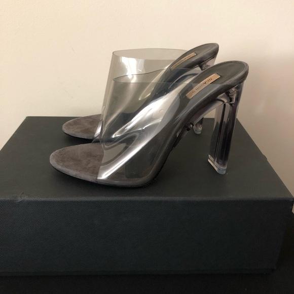 fb27b537 Yeezy Shoes | Nib Season 6 Pvc Mule Size 65 | Poshmark
